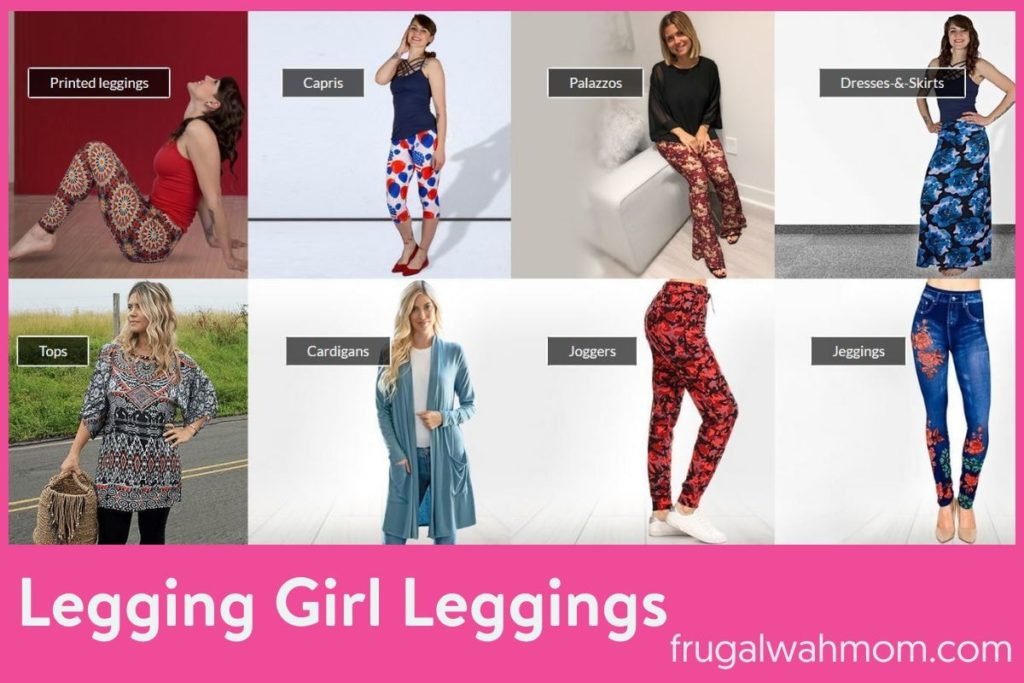 LeggingGirl Leggings