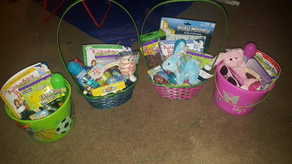 Frugal Easter Basket