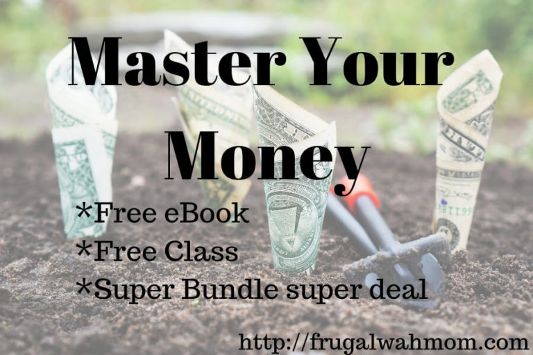 FREE: Master Your Money Class