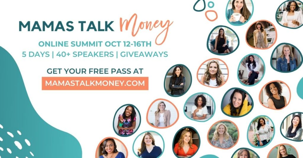 FREE: Mamas Talk Money Summit